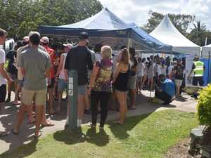 Schoolies arrested 15 minutes after arriving in Airlie
