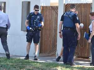 Police search Gladstone streets after 'stabbing'