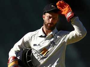 Wade credits improved glovework for Test recall