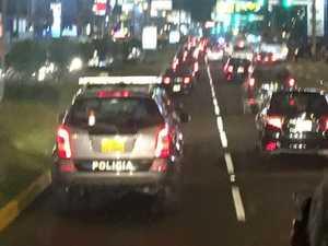 Kiwis hilariously botch PM's motorcade