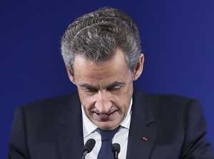 Sarkozy knocked out of race for French presidency