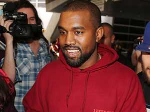 Kanye West hospitalised after tour cancellation