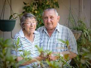 Sam and Betty Darke celebrate 60 years