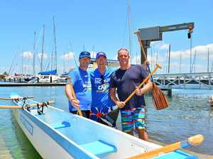 Coast politicians throw in the paddle for Waterlife
