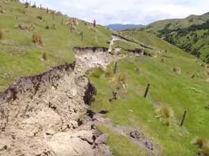 190 earthquakes rattle NZ after 5.7 quake