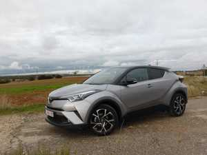 Toyota C-HR compact SUV road test and review