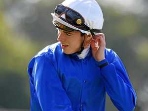 Jockey James Doyle at Warwick Farm in 2015.