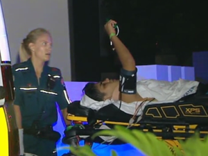 Schoolie falls two storeys: Breaks pelvis