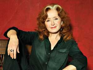 Bonnie Raitt digging deep in latest album