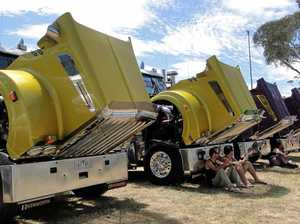 Castlemaine Truck Show Photos