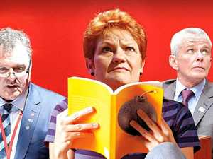 Strange Politics: Fingers crossed for a One Nation implosion