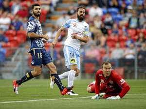 Brosque ready for return to Socceroos, says teammate