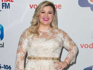 Kelly Clarkson grateful she won't get pregnant again