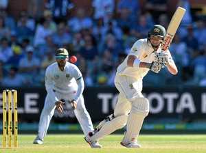 Aussies end streak of Test losses