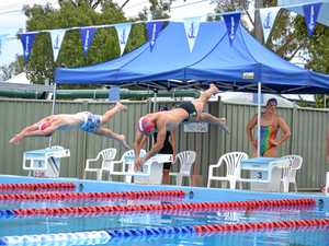 Chinchilla Swimming Carnival 2016