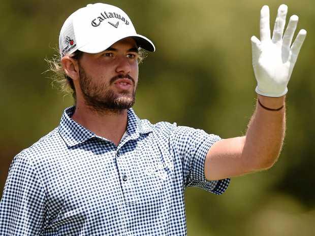 Bradley Neil makes solid start in Australian PGA Championship