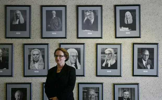 High Court gets first female chief justice