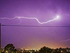 Reader's pics of Southern Downs storms