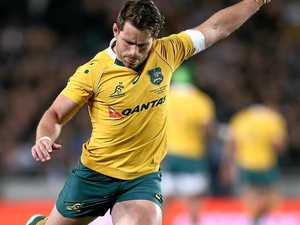 Foley says 'matured' Wallabies will match it with England