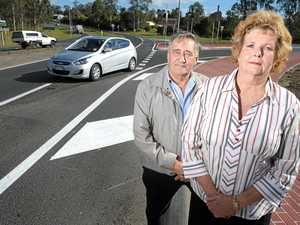 Residents demand upgrade to 'two-lane goat track'