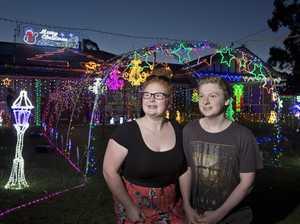 Christmas lights map: Toowoomba houses twinkle