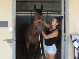Tahalia Stevenson, owner of Sky Brook who is racing in the YOUNG GUNS FIGHT @ CRJC DECEMBER 17 CLASS 3 HANDICAP (1700 METRES).