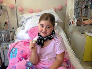 All Maddie wants for Christmas is a kidney transplant