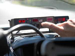 Police crack down in traffic blitz