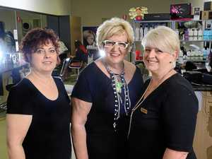 Iconic hairdresser leaves Ipswich Mall