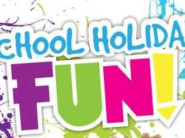 Fun School Holiday workshops in Guitar, singing, art and jewellery-making.