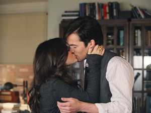 Ezra and Aria are two characters in hit show Pretty Little Liars
