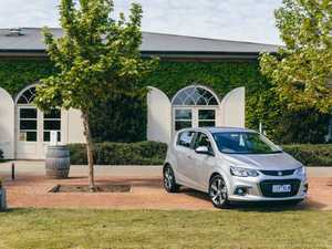2017 HOLDEN BARINA: More grown-up styling, Apple CarPlay and rear camera now standard across the range with prices starting from under $15k before on-roads.