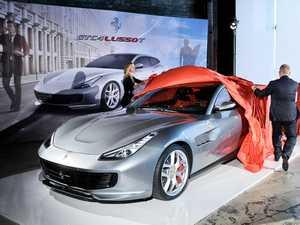 Ferrari's ideal family car? Four-seat GTC4 Lusso T arrives