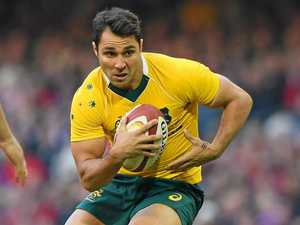 Party-pooping not on Wallabies' agenda