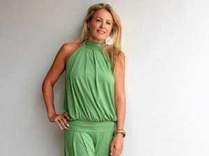 Tweed designer creates flattering clothing