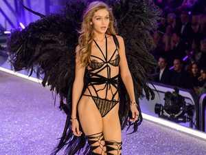 Gigi Hadid: I'm 'taking the pressure off' myself