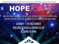 RIVERSIDE CAROLS Sunday, 11 December 2016