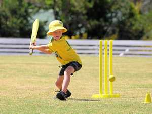 GALLERY: Junior cricketers enjoy final games for the year