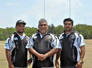 Former Magpies sons return to lead into next generation
