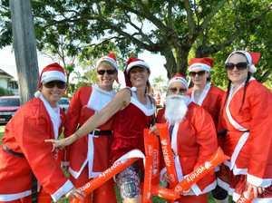 2016 Santa Fun Run