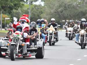 Independent Riders Fraser Coast Toy Run 2016