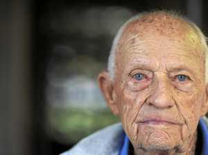 SADLY MISSED: Clifford Lowien was a Prisoner of War who lived in Yamba with his wife, Kathleen. He was the last remaining Prisoner of War in the Clarence Valley.