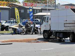 Crash victim was Cooran man, 40