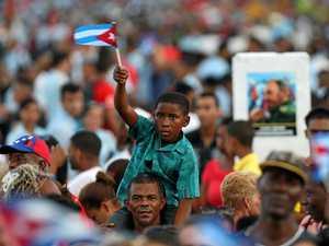 Cuba's 'eternal comandante' returns home