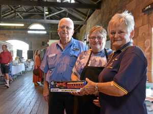 PHOTOS: Warwick railway markets pull a crowd