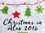 This year marks the 5th annual Christmas in Alex event. Over that time, it's grown to be one of the most popular Christmas events in our community.