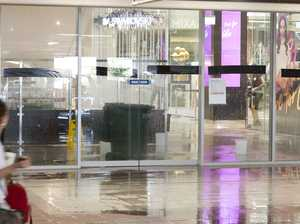Grand Central flooding affecting two stores