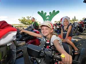 The Sunshine Coast Annual Toy Run