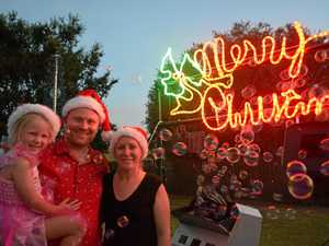 Christmas on the Flats: Behind the light spectacular