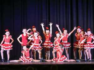 Clarence Dance studio concerts